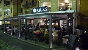 kicks  ristorante